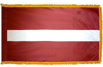 Latvia Indoor & Parade Flags